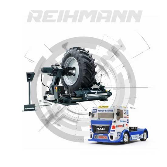 Reifenmontiermaschine LKW